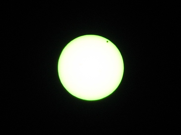 Transit of Venus 2