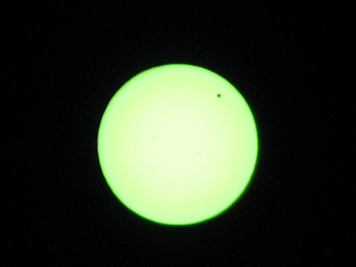 Transit of Venus 4