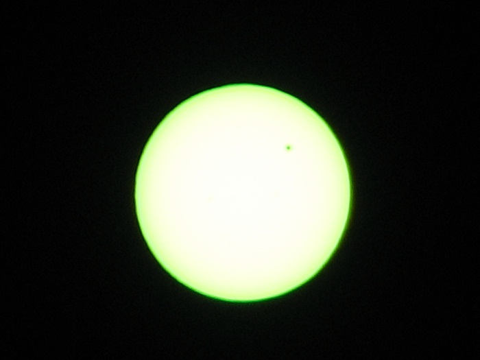 Transit of Venus 7