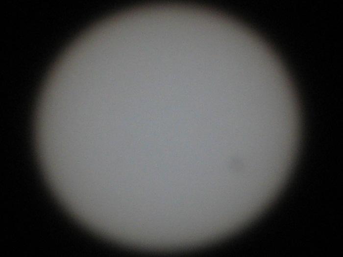 Transit of Venus pinhole astronomy